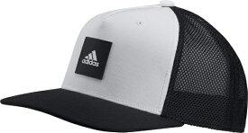 アディダス adidas 男女兼用 スナップ バック トラッカーキャップ SNAPBACKTRACKERCAP(OSFXサイズ:57〜60cm/ホワイト×ブラック) 25655 GM6284