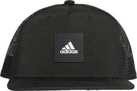 アディダス adidas 男女兼用 スナップ バック トラッカーキャップ SNAPBACKTRACKERCAP(OSFXサイズ:57〜60cm/ブラック×ブラック) 25655 GM4519
