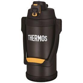 サーモス THERMOS 真空断熱スポーツジャグ2.0L ブラックオレンジ FFV-2001-BKOR