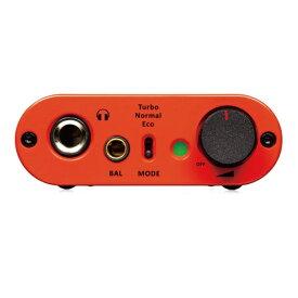 iFI AUDIO アイファイオーディオ ヘッドフォンアンプ micro-iDSD-Diablo [DAC機能対応]