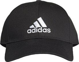 アディダス adidas 男女兼用 ベースボールキャップ(OSFXサイズ:57〜60cm/ブラック) GNS10 FK0891