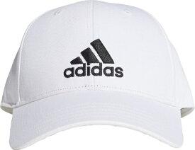 アディダス adidas 男女兼用 ベースボールキャップ(OSFXサイズ:57〜60cm/ホワイト) GNS10 FK0890