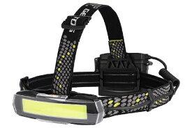 ジェントス GENTOS GENTOS ワイドCOBヘッドライト NRX-520H [LED /単3乾電池×4]