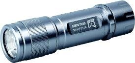 ジェントス GENTOS GENTOS 閃シリーズ フラッシュライト KDHT-2114 [LED /単4乾電池×3 /防水]