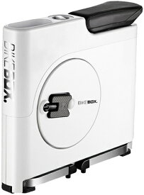 BIKEBOX 四角いフィットネスバイク BIKEBOX(ホワイト)JB902W【キャンセル・返品不可】