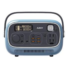AUKEY オーキー AUKEY(オーキー) ポータブル電源 PowerStudio 300 ブルー AUKEY(オーキー) BLUE PS-RE03-BU