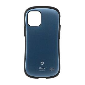 HAMEE ハミィ [iPhone 12 mini専用]iFace First Class Metallicケース 41-927809 コーラルブルー