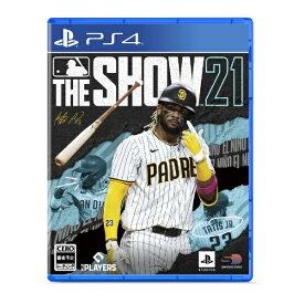 ソニーインタラクティブエンタテインメント Sony Interactive Entertainmen MLB The Show 21(英語版)【PS4】 【代金引換配送不可】