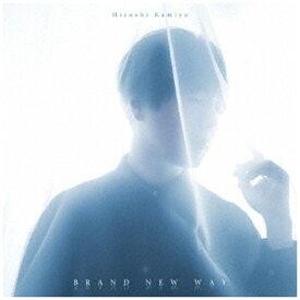 ランティス Lantis 神谷浩史/ BRAND NEW WAY 通常盤【CD】