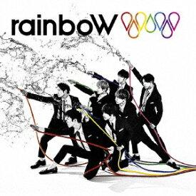 【2021年03月17日発売】 ソニーミュージックマーケティング 【先着購入特典付き】ジャニーズWEST/ rainboW 通常盤【CD】