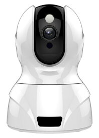 アルファ ネットワークカメラ アルファ ホワイト AL-IPC1-WH [有線・無線 /暗視対応]