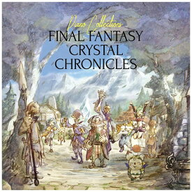 ソニーミュージックマーケティング (ゲーム・ミュージック)/ Piano Collections FINAL FANTASY CRYSTAL CHRONICLES【CD】