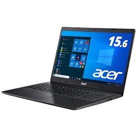 ACER エイサー A315-23-F38AU/K ノートパソコン Aspire 3 チャコールブラック [15.6型 /AMD Athlon /SSD:256GB /メモリ:8GB /2021年2月モデル]