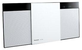 パナソニック Panasonic ミニコンポ ホワイト SC-HC320-W [ワイドFM対応 /Bluetooth対応]