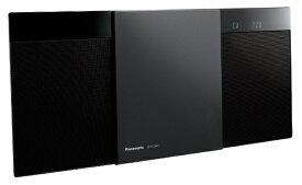 パナソニック Panasonic ミニコンポ ブラック SC-HC320-K [ワイドFM対応 /Bluetooth対応]