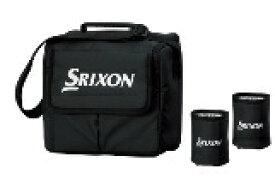 ダンロップ スリクソン DUNLOP SRIXON クーラーバッグ&ドリンクホルダー SRIXON(500ml×6本用/ブラック)GGF-B5016