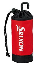 ダンロップ スリクソン DUNLOP SRIXON ペットボトルホルダー SRIXON(500ml×1本用:L8×H20×W8cm/レッド)GGF-B1507