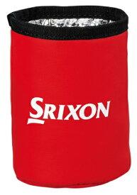 ダンロップ スリクソン DUNLOP SRIXON ドリンクホルダー SRIXON(φ7.5×H10.5cm/レッド) GGF-B1201