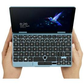 One-Netbook Technology ワンネットブックテクノロジー ONEMIX1SPJ-G2 ノートパソコン OneMix 1S+ グリーン [7.0型 /intel Core m3 /SSD:256GB /メモリ:8GB /2020年8月モデル]