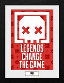【2021年5月】 インフォレンズ Apex Legends フレーム入りポスター デスボックス PFC3641