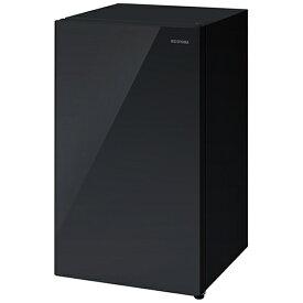 アイリスオーヤマ IRIS OHYAMA 冷凍庫 ブラック KUGD-6B-B [1ドア /右開きタイプ]