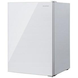 アイリスオーヤマ IRIS OHYAMA 冷凍庫85Lガラス扉 ホワイト KUGD-9B-W [1ドア /85L]