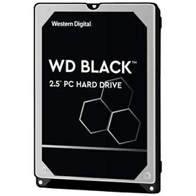 WESTERN DIGITAL ウェスタン デジタル WD10SPSX 内蔵HDD SATA接続 WD Black(Performance Mobile) [2.5インチ /1TB]