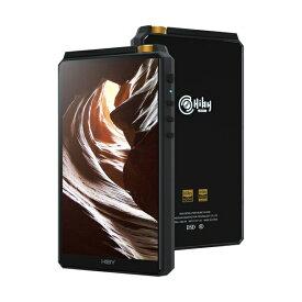 HiBy ハイビー ハイレゾポータブルプレーヤー ブラック NEWR6BLACK [64GB /ハイレゾ対応]
