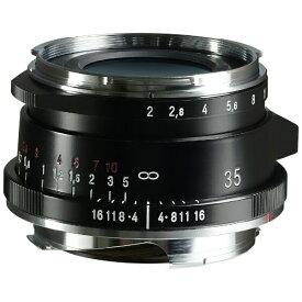 フォクトレンダー Voigtlander カメラレンズ ULTRON Vintage Line 35mm F2 Aspherical Type II VM ブラックペイント [ライカM /単焦点レンズ]