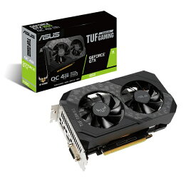 ASUS エイスース グラフィックボード TUF-GTX1650-O4GD6-P-GAMING [4GB /GeForce GTXシリーズ]