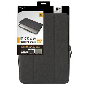 ナカバヤシ Nakabayashi ノートパソコン対応[15.6インチ] 汎用PCセミハードケース ブラック SZC-FC152001BK
