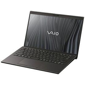 VAIO バイオ VJZ14190111B ノートパソコン VAIO Z(4K・LTE) ブラック [14.0型 /intel Core i7 /SSD:512GB /メモリ:16GB /2021年03月モデル]