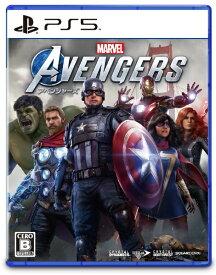 スクウェア・エニックス Marvel's Avengers (アベンジャーズ)【PS5】