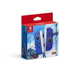 【2021年07月16日発売】 任天堂 Nintendo Joy-Con(L)/(R) ゼルダの伝説 スカイウォードソード エディション HAC-A-JAUAE 【代金引換配送不可】