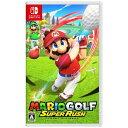 任天堂 Nintendo マリオゴルフ スーパーラッシュ【Switch】 【代金引換配送不可】