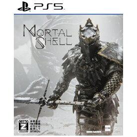 DMM GAMES. ディーエムエムゲームズ Mortal Shell【PS5】 【代金引換配送不可】