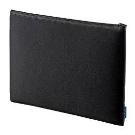サンワサプライ SANWA SUPPLY ノートパソコン対応[〜11.6インチ] マルチクッションケース ブラック IN-C9