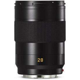 ライカ Leica カメラレンズ アポ・ズミクロン SL f2/28mm ASPH. [ライカL /単焦点レンズ]