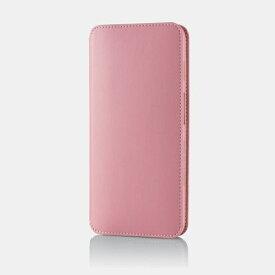 エレコム ELECOM Galaxy A32 5G レザーケース 手帳型 NEUTZ 磁石付き ピンク PM-G208PLFY2PN