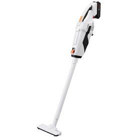 アイリスオーヤマ IRIS OHYAMA 充電式スティッククリーナー ホワイト JCL18 [紙パック式]