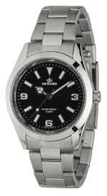 クレファー アナログ腕時計 クレファー(SALVECCHIO) ブラック SV-AM266-BKS