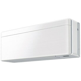 ダイキン DAIKIN 【標準工事費込み】AN28YSS-F エアコン 2021年 risora(リソラ)Sシリーズ ファブリックホワイト [おもに10畳用 /100V]