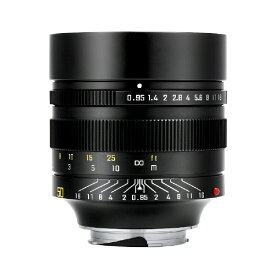 中一光学 ZHONG YI OPTICS カメラレンズ SPEEDMASTER 50mm F0.95 ブラック [ライカM /単焦点レンズ]