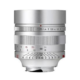 中一光学 ZHONG YI OPTICS カメラレンズ SPEEDMASTER 50mm F0.95 シルバー [ライカM /単焦点レンズ]