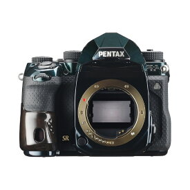 リコー RICOH PENTAX K-1 Mark II J limited 01 ボディキット デジタル一眼レフカメラ ヴィリジアン [ボディ単体]