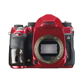 リコー RICOH PENTAX K-1 Mark II J limited 01 ボディキット デジタル一眼レフカメラ スカーレットルージュ [ボディ単体]