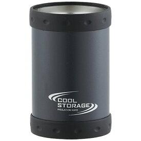 パール金属 PEARL METAL クールストレージ 保冷缶ホルダー350 ブラック D-6639
