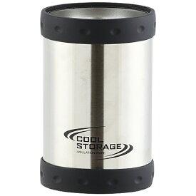 パール金属 PEARL METAL クールストレージ 保冷缶ホルダー350 シルバー D-6640