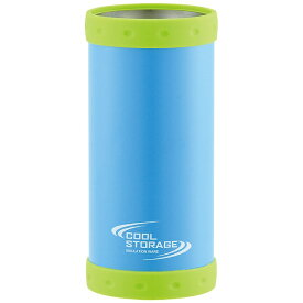 パール金属 PEARL METAL クールストレージ 保冷缶ホルダー500 ブルー D-6641