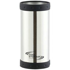 パール金属 PEARL METAL クールストレージ 保冷缶ホルダー500 シルバー D-6644